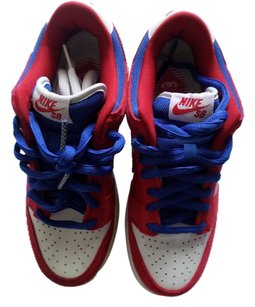 Nike Red/Blue/White Athletic