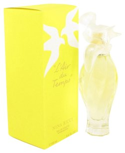 Nina Ricci L'air Du Temps By Nina Ricci Eau De Toilette Spray W/bird Cap 3.3 Oz