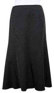 Nine West Womens Career Skirt Black