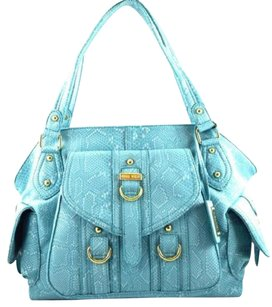 Nine West Take Me Home Tote in Blue