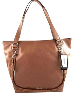 Nine West Shoppers Tote in Brown