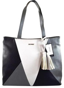 Nine West Color Fit Grey Tote in Gray