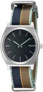 Nixon Nixon Time Teller Cloth Ladies Watch A0452079
