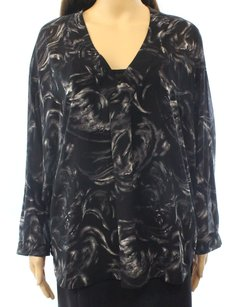 Nordstrom 100-polyester Batwing Top