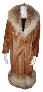 NORWEGIAN FOX FUR Fur Coat