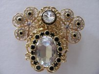 NOT SO PLAIN JANE,INC EXOTIC PIN/BROOCH BY JANE