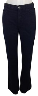 NYDJ Womens Not Your Daughters Flare Leg Jeans