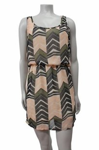 O'Neill Oneill Chevron Dress