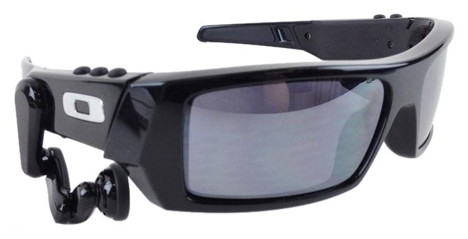 c7971ff130 ... promo code for best price oakley oakley thump 512 mb mp3 bluetooth  black sunglasses with soft