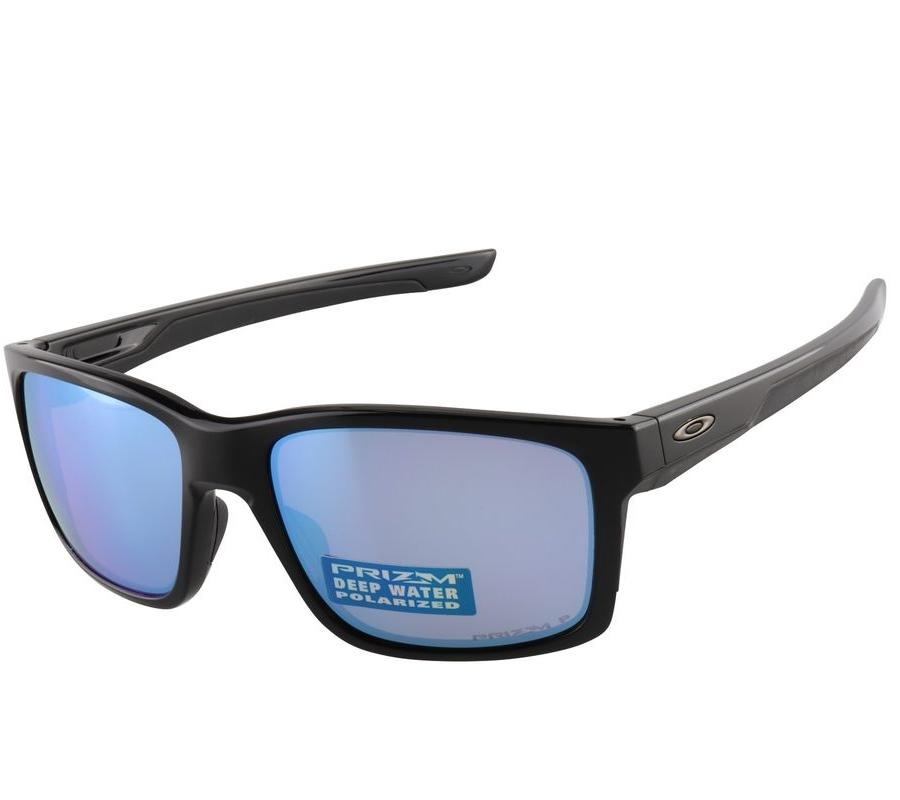 1ff773c7bdd inexpensive oakley black oo9263 turbine blue polarized lenses 63mm 8b8ef  e6cb2  uk oakley oakley mainlink sunglasses polished black prizm deep h20  oo9264 21 ...