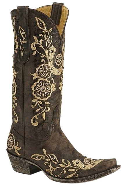 Old Gringo Lucky Boots/Booties Size US 11 Regular (M, B)