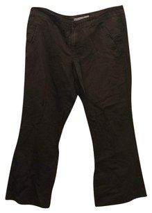 Old Navy Flare Pants Brown