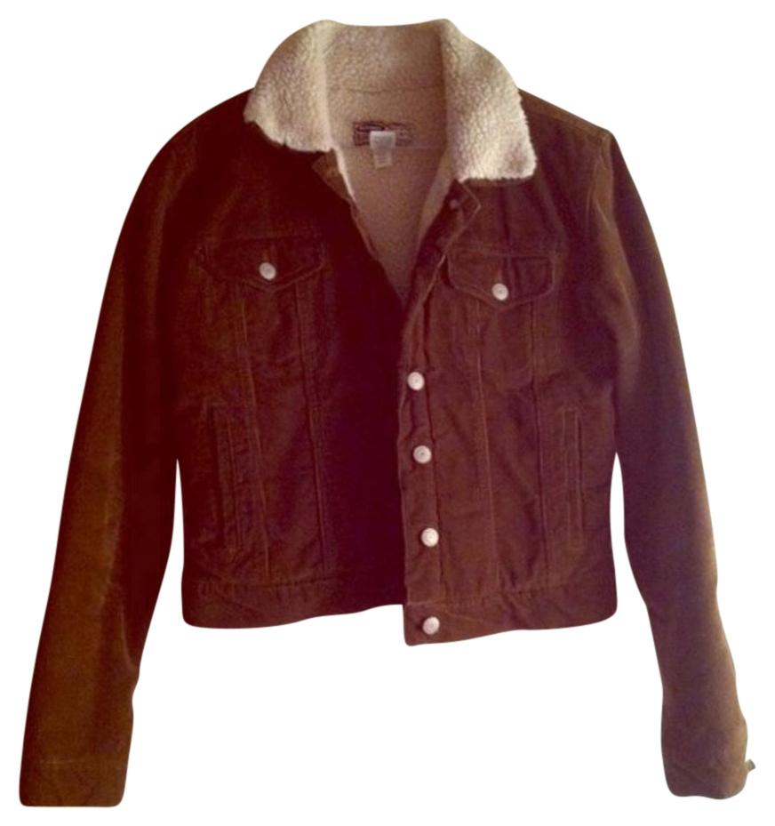Brown Denim Jacket Womens | Outdoor Jacket