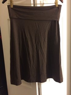 Old Navy Skirt Brown
