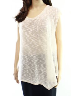 Olivia Moon Knit New With Tags Rayon Top
