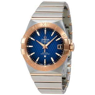 Omega Constellation Automatic Men's Watch OM12320382103001