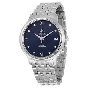 Omega Constellation Mother Of Pearl Dial Quartz Ladies Watch