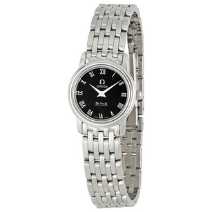 Omega DeVille Prestige Quartz Ladies Watch 4570.52