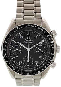 Omega Mens Omega Speedmaster Chronograph 3510.50 Box Papers