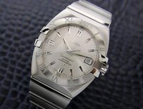 Omega Mens Swiss Omega Constellation Co-axial Chronometer Automatic C2010 1003