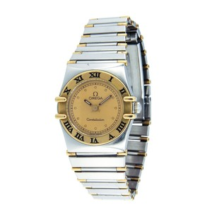 Omega Omega Constellation 18K Gold&Stainless Steel Watch