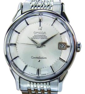 Omega Omega Constllation Piepan Cal 564 Swiss Made Mens Dress Watch 1960s L194
