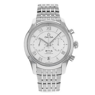 Omega Omega Deville 431.10.42.51.02.001 Stainless Steel Automatic Mens Watch