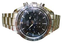Omega Omega Speedmaster Broad Arrow Mens Manual Winding Steel Watch 345.0222 C. 1984