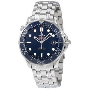Omega Seamaster Automatic Blue Dial Men's Watch 212.30.41.20.03.001