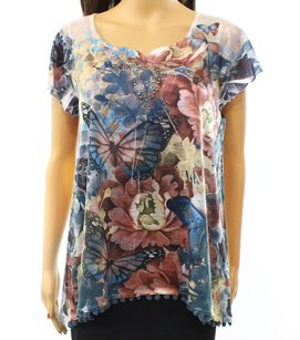 One World 100-polyester 6860n-19a03 Top