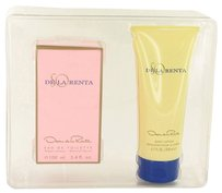 Oscar de la Renta SO DE LA RENTA ~ Gift Set -- 3.4 oz EDT spray + 6.7 oz Body Lotion