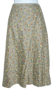 Jax Country Womens Floral Skirt Multi-Color