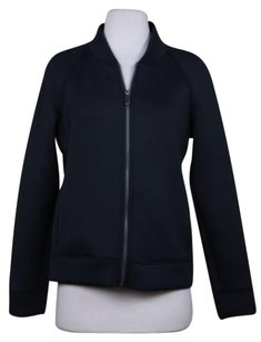Other Core By Andrea Jovine Womens Active Full Zip Black Jacket