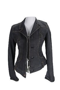 Other Caractere R980x1294j Basic Womens Black Jacket