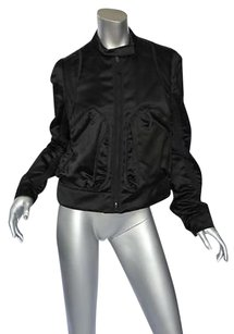 Martine Sitbon Black Biker Blacks Jacket