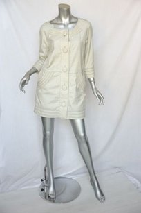Boudoir By Disaya White Coat Whites Jacket
