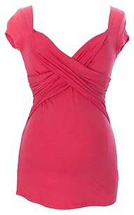 Other 9fashion Maternity Womens Elena Ii Red Nursing Blouse