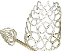 Other Brand new crystal Pageant crown and crystal pageant wand