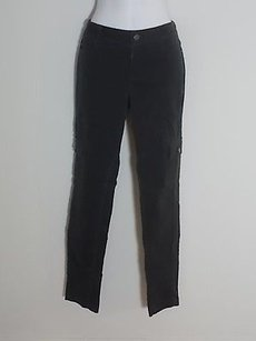Other Haute Hippie Haute Hoodie Corduroy Cargo Black Pants