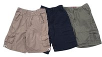 Other Cargo Shorts Green, navy blue, khaki