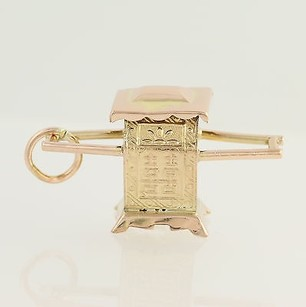 Other Chinese Palanquin Charm - Asian Jewelry 3d Ancient Royalty Double Joy Pendant