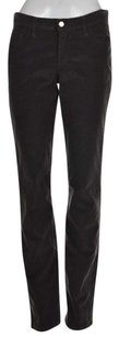 Other Dead Womens Charcoal Corduroy Trousers Straight Pants