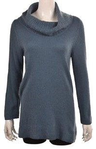 Other Mcduff Womens Cowl Neck Textured Cashmere Casual Sweater