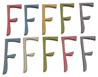 Other Decorative Letter F