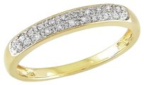 Other 10k Yellow Gold 110 Ct Tdw Diamond Fashion Eternity Band Ring G-h I2-i3