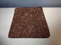 Other K And G Charlet Embellished Snap B2829 Brown Clutch