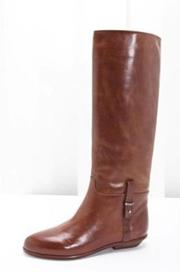 Jil Sander Navy Womens Brown Boots