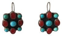Other Gorgeous silver,turquoise and coral earrings purchased in Santa Fe, NM
