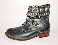 New Patron By Perugia Lula Gray Boots
