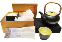 Other Hizen Porcelain Tea Set for 2; Teapot ( 6.25L